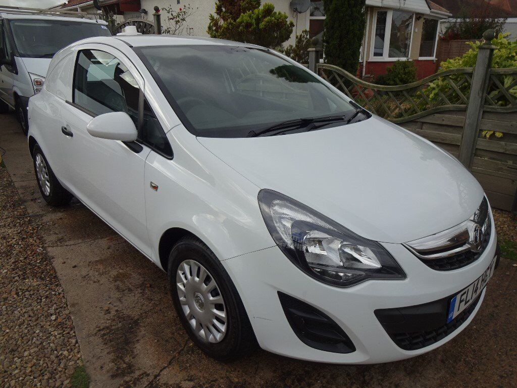 2014 VAUXHALL CORSA CDTI. NO VAT. ONE OWNER. SERVICE HISTORY. MOT JUNE 2018