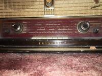 1950s valve radio