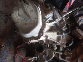 2007 Citroen Picasso 1.6 petrol gearbox