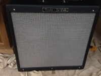 Fender Hot Rod Deville valve amp, mint condition, never gigged, hardly used, cover and footswitch