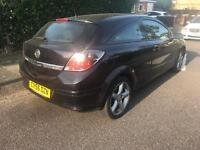 Vauxhall Astra 1.7 Cdti - Diesel - Black - 3 door Hatchback - 2006
