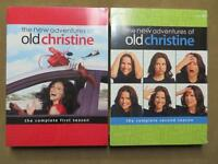 NEW ADVENTURES OF OLD CHRISTINE,SEASON ONE AND TWO