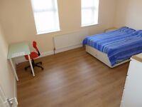 Stranmillis: DOUBLE room with EN-SUITE in 5 bed house