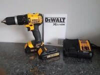 =BRAND NEW=DeWALT Dcd785 18V XR Li-ion 2 X Batteries,Fast Charger,,,Makita bosch hitachi hilti