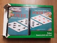 Poker Book & DVD Gift Set