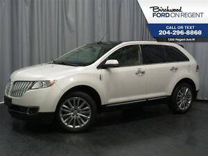 2013 Lincoln MKX AWD *Leather/Navigation/Skyroof*