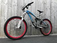 Trek Scratch Air 8 full Suspension Enduro/Downhill Bike, LIKE NEW, HIGH SPEC, FOX, REVERB