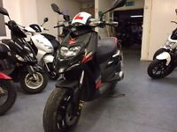 Aprilia SR Motard 125cc Automatic Scooter, 1 Owner, Good Condition, ** Finance Available **