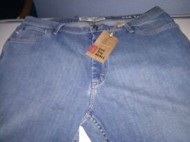 Jeans vans labels bran new 15pound 36 38