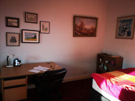 Double room to rent in a victorian apartment in Gladstone Terrace