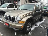 2006 Jeep Liberty LIMITED LEATHER SUNROOF - 4X4 City of Toronto Toronto (GTA) Preview