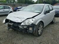 Vauxhall Astra H Z19DT M32 Z157 60000 miles breaking for spares.