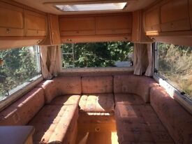 AUTOSLEEPER RIENZA 2003 low mileage . In excellent condition.