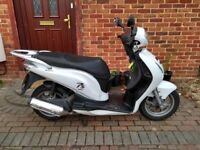 2013 Honda PS 125 automatic scooter, 10 months MOT, service history, very good runner, not sh pcx,,