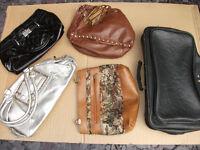 BUNDLE OF WOMENS HANDBAGS/SHOULDER BAGS/BREIFCASE