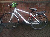 """Apollo Envoy Men's Hybrid bike 18"""""""
