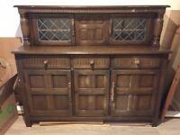 Dresser court cupboard