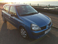 Renault Clio mk2 1.2 16v FOR SALE - Edinburgh and the Scottish Borders