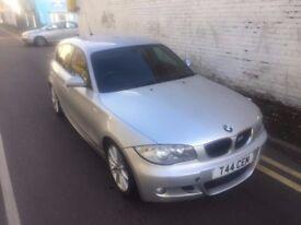 BMW 1series M sport 120 D