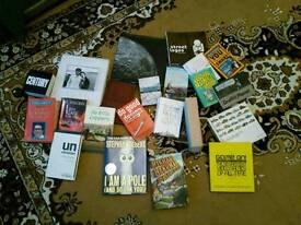 20+ Books