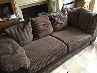 Corner sofa/bed