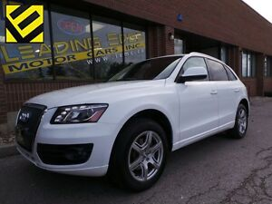 2012 Audi Q5 2.0T Premium Quattro, w/ park assist and more!