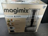 Unused Magimix Cuisine System 4200XL Automatic (With 3 Discs Kit)