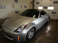 2003 Nissan 350Z Performance/Touring/Track
