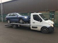 Scrap cars wanted cash paid immediate collection