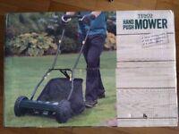 Hand Push Lawnmower by Tesco, Brand New in Unopened Box