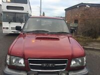Isuzu Trooper £1200 ovno