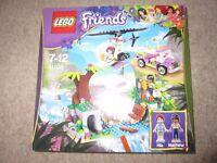 Lego Friends Jungle Bridge Rescue - 41036