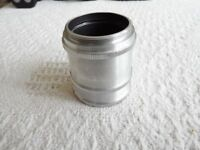 Camera extension tubes