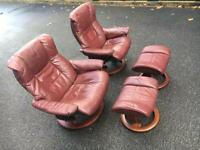 Ekornes Stressless armchairs possible delivery