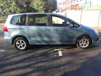 SEAT Alhambra Cr TDi S Dsg Semi-Automatic Diesel 0% FINANCE AVAILABLE