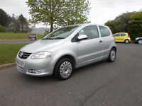 VOLKSWAGEN FOX 1.4 HATCHBACK SILVER NEW SHAPE 2011 ONLY 88K MILES BARGAIN £2150 *LOOK* PX/DELIVERY