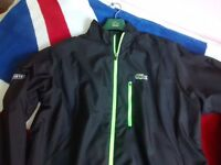 Lacoste tracksuit top