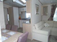 Kiln Park Tenby 6 berth caravan to let 21st July