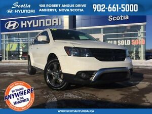 2018 Dodge Journey Crossroad - $155 Biweekly - Auto Start