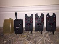 3x red delkims txi plus and rx pro receiver
