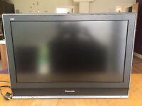 32'' Panasonic HD Plasma TV with Corresponding Wall Bracket and 42'' Panasonic HD Plasma TV