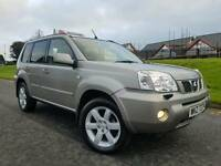 June 2007 Nissan X-Trail 2.2 DCI Aventura 4x4. Full Leather! Heated Seats! Sat Nav! Xenons! Top Spec
