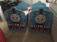 Thomas storage seats x2