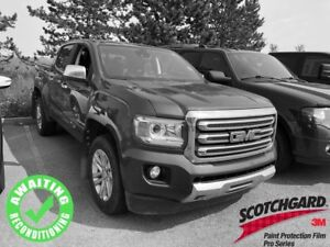 2016 GMC Canyon SLT| Nav| Heat Leath| Rem Start| Bose®| 18 Rim