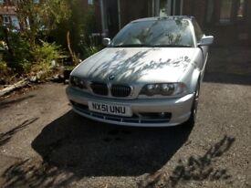 BMW 320 CI Convertible