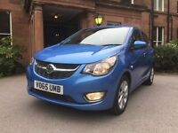 VAUXHALL VIVA 1.0 SL 5 DOOR MANUAL 65 PLATE SHOWROOM CONDITION FSH