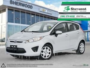 2012 Ford Fiesta SE Only 62, 000KMS & PST PAID!!