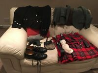 Full Highland Dress in great condition