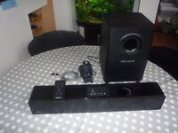 Orbitsound M9 Soundbar (NOT the lesser spec M9LX)and Wireless Subwoofer - Ex. Condition - NEW PRICE