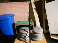 70kg Weights bundle